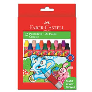 Faber Castell 12'li Pastel Boya Bls.