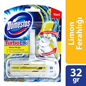 Domestos Wc Blok Turbo Etkili Limon Ferahlığı 32 g