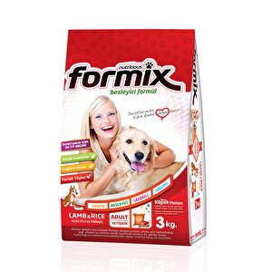 Formix 3 kg Kuzu Pirinç Köpek Maması