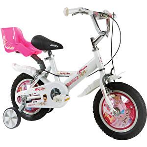 """Dinamica Sheela 12"""" Bisiklet Beyaz"""