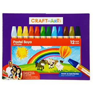 C&A 12'li Pastel Boya