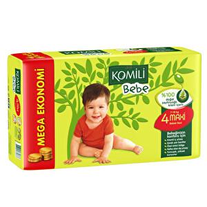 Komili Bebe Bebek Bezi Jumbo Maxi Paket