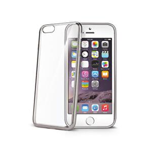 Celly BCLIP6SSV iPhone 6s Gri Laser Kılıf
