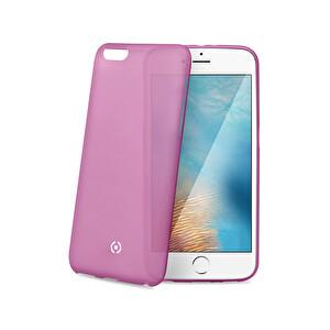 Celly Ultra İnce Pembe iPhone 7 Kılıfı