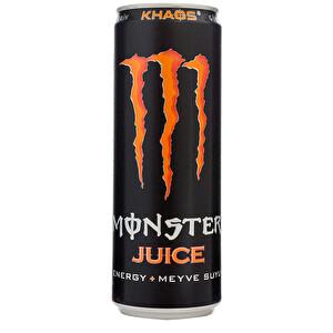 Monster Enerji İçeceği 355 ml Khaos