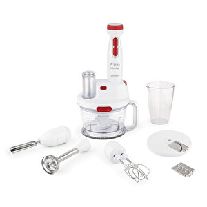King K-968 Belndx Komple Blender Set
