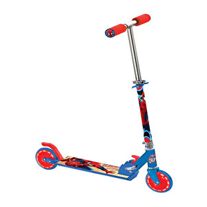 Spiderman 2 Tekerlekli Scooter