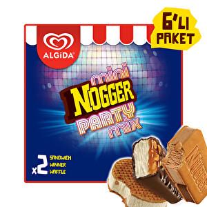 ALGIDA NOGGER PARTY MIX 330ML