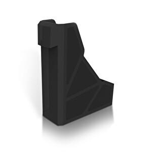 Solid Magazinlik Siyah