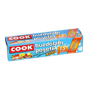 Cook Kilitli Buzdolabı Torbası
