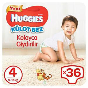 Huggies Külot Bez Maxi 4 Numara 36'lı