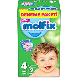 Molfix 3D Maxi Deneme Paketi 9*12