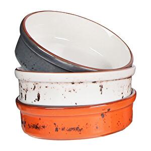 Tulu Porselen Fırın Kabı 10 cm