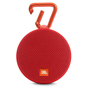 JBL Clip 2 Bluetooth Hoparlör Kırmızı