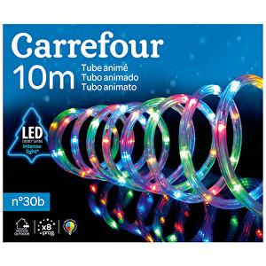 Crf Led Tüp Işık 10Mt 8Fonk Renkli