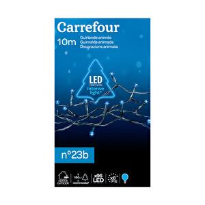 Crf Led Mavi Işık 96Lı 10Mt 8 Fonksiyon