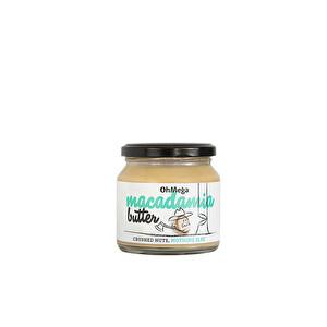 Ohmega Macadamia Fındığı Ezmesi 235 gr