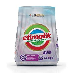 Etimatik Tül Toz Deterjan 1,5 kg