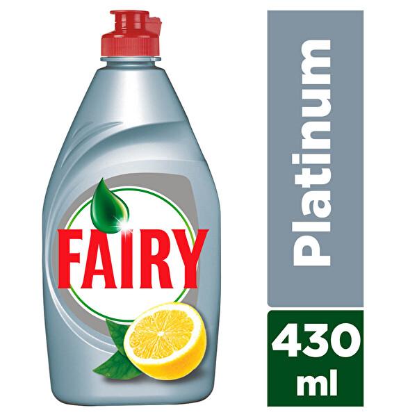 Fairy Platinum Sivi Bulasik Deterjani Limon 430 Ml 30024226