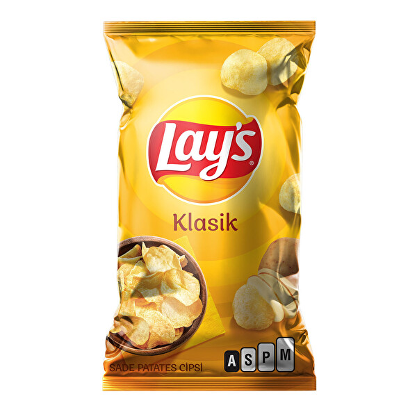 Lay S Klasik Sade Patates Cipsi Aile Boy 61 Gr 30031271 Carrefoursa