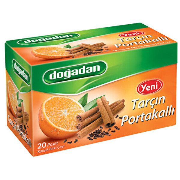Dogadan Tarcin Portakal Meyve 20x2 G 30054256 Carrefoursa