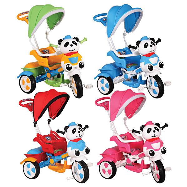 Ümit Little Panda Kontrollü Tenteli Bisiklet