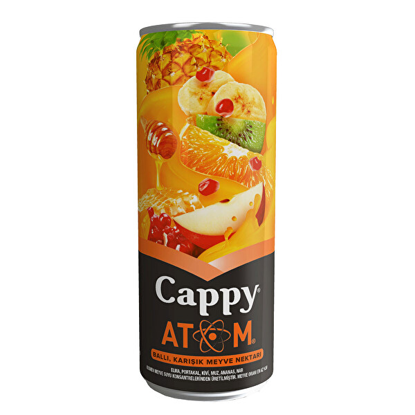 Cappy Atom 330 Ml Kutu 30083557 Carrefoursa