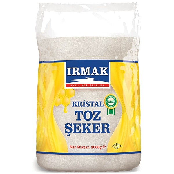 Irmak Toz Seker 3000 G 30133665 Carrefoursa