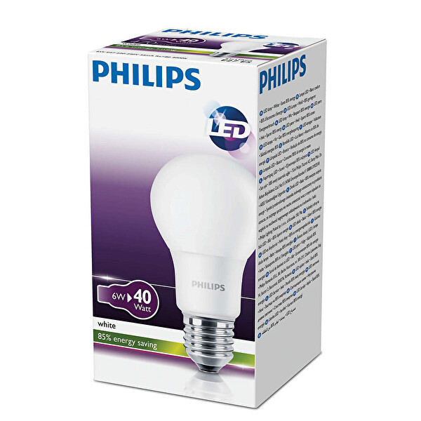 Philips Led Ampul 6 W 40 W