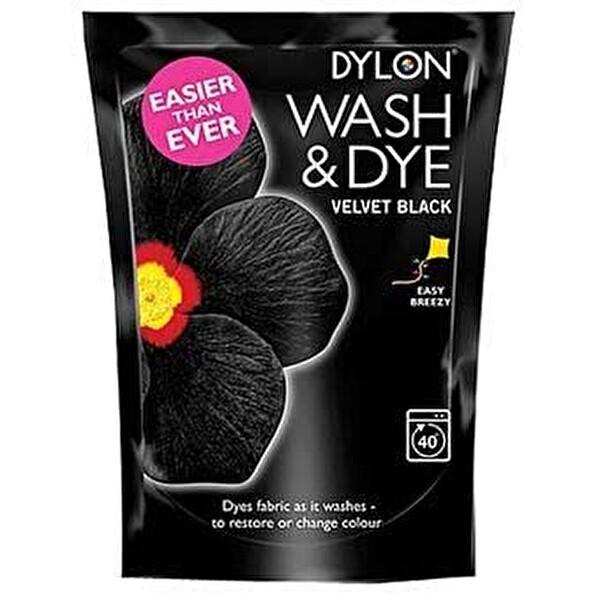 Dylon Wash Dye Siyah Giysi Boyasi 30146078 Carrefoursa