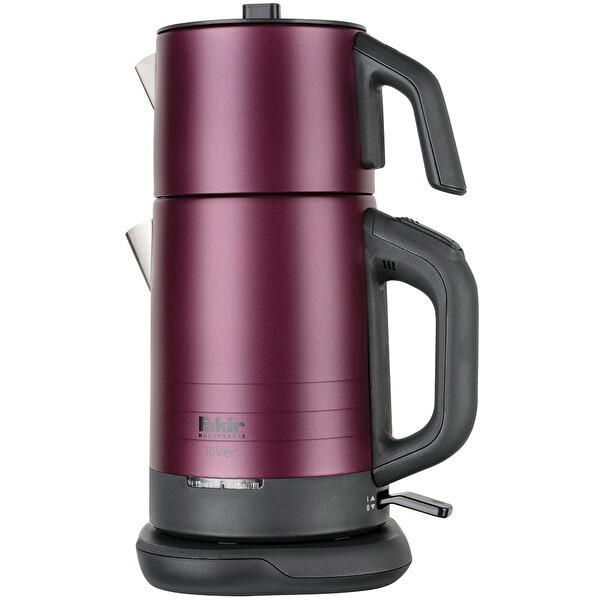 Fakir River Violet Çelik Çay Makinesi