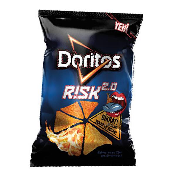 Doritos Risk 2 0 Acili Baharatli Misir Cipsi Super Boy 120 G