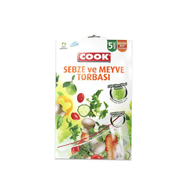 Cook Sebze Meyve Torbasi 30179703 Carrefoursa