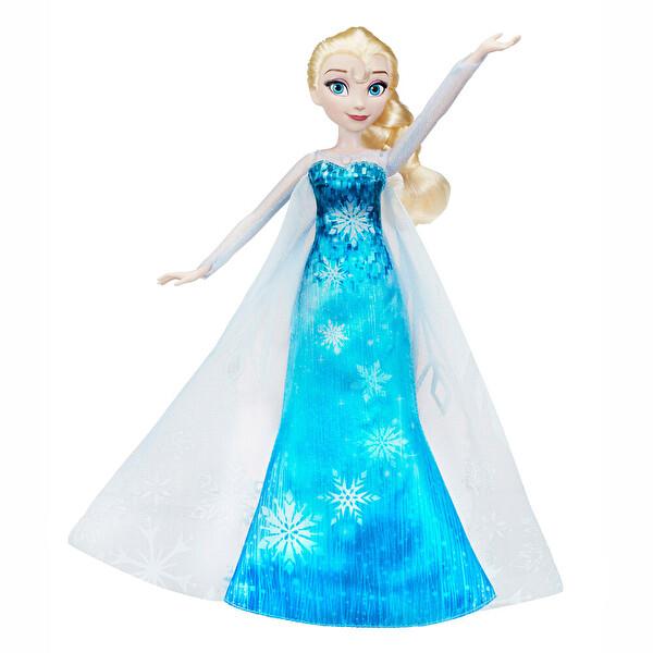 Disney Frozen Elsa Nin Muzikli Elbisesi 30190535 Carrefoursa