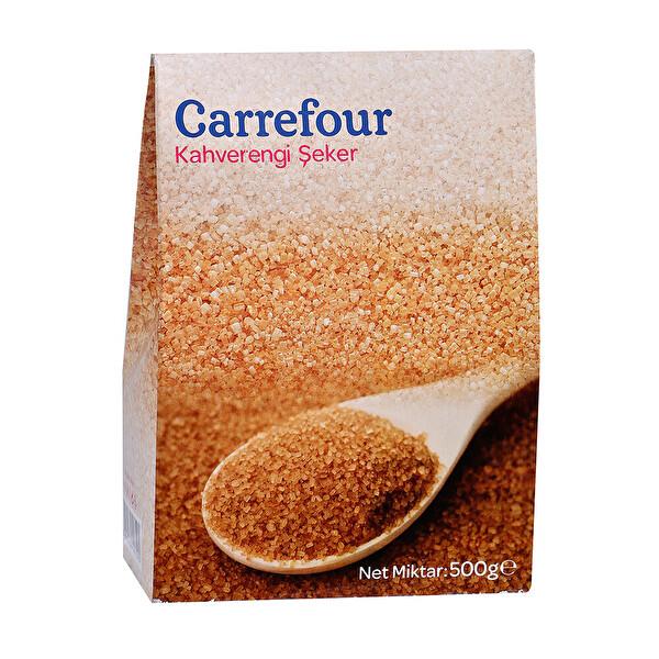 Carrefour Kahverengi Toz Seker 500 G 30206832 Carrefoursa