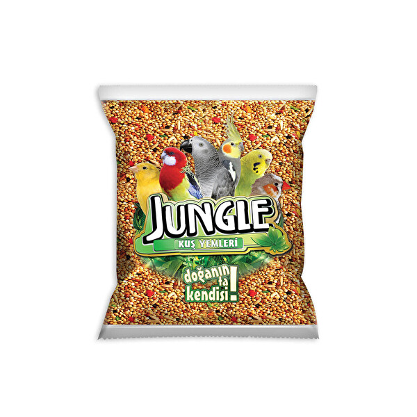 Jungle Muhabbet Kusu Yemi 500 G 30238711 Carrefoursa
