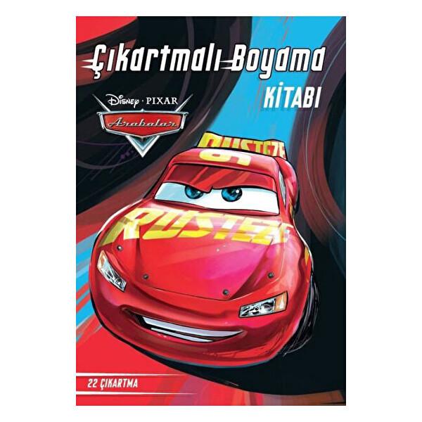 Disney Pixar Arabalar Cikartmali Boyama Kitabi 30255376 Carrefoursa