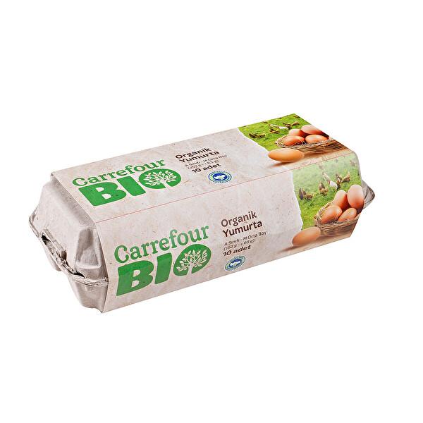 Carrefour Bio Organik Yumurta 10 Lu 30259863 Carrefoursa